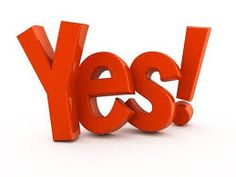 Finding your 'YES' means seeing a different angle.  Check out this post for tips.