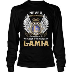 LAMIA NAME,LAMIA BIRTHDAY,LAMIA HOODIE,LAMIA TSHIRT FOR YOU #gift #ideas #Popular #Everything #Videos #Shop #Animals #pets #Architecture #Art #Cars #motorcycles #Celebrities #DIY #crafts #Design #Education #Entertainment #Food #drink #Gardening #Geek #Hair #beauty #Health #fitness #History #Holidays #events #Home decor #Humor #Illustrations #posters #Kids #parenting #Men #Outdoors #Photography #Products #Quotes #Science #nature #Sports #Tattoos #Technology #Travel #Weddings #Women