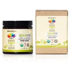 Balanced Guru Scrub Me Nice  Gritty Body Scrub -- Be sure to check out this awesome product.