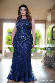 Vestidos Plus size moda 2020 Plus Size Gowns, Evening Dresses Plus Size, Evening Gowns, Curvy Fashion, Plus Size Fashion, Ball Dresses, Ball Gowns, Discount Formal Dresses, Big Size Dress