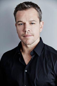 Matt Damon, by Maarten de Boer at The Toronto International Film Festival