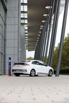 Hyundai Ioniq: Hyundai arbeitet mit EnBW an Ladeinfrastruktur