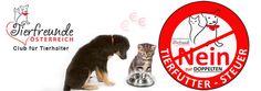 Nein zur Verdoppelung der Mehrwertsteuer bei Tierfutter Movie Posters, Value Added Tax, Pet Food, Animal Food, Hang In There, Animales, Film Poster, Billboard, Film Posters