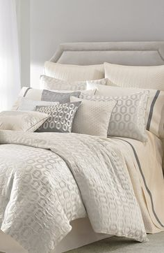 Laundry by Shelli Segal 'Alexa' Duvet Cover available at #Nordstrom
