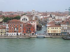 """Writing Prompt: This is photo of Venice, Italy. Describe how you would arrive to this location. Want writing tips? Check out """"Bare Essentials: An English Handbook for Beginner Writers."""" (http://www.marketingnewauthors.com/bareessentials.htm)."""