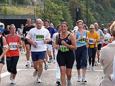 Stay Healthy By Running in Marathons  -To know more just visit our site ~ http://www.steinmetzgaboronemarathon.com/
