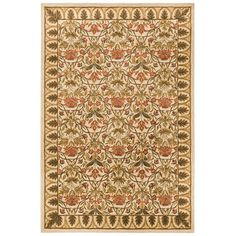 Momeni Old World Collection Wool Area Rug 8x11