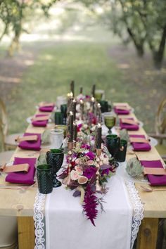 Simply Beautiful Events for smaller gatherings Purple Wedding, Wedding Colors, Fall Wedding, Wedding Ideas, Wedding Stuff, Wedding Inspiration, Reception Table, Wedding Table, Reception Ideas