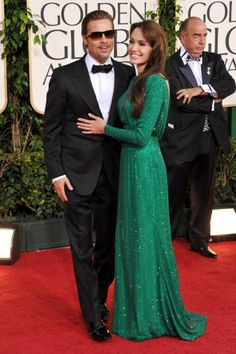 Style File – Angelina Jolie – Fashion Style Magazine - Page 41... love this dress!!!