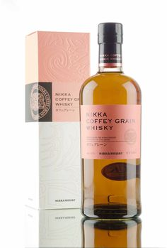 This Japanese grain whisky has been distilled in a Coffey still, a traditional and rare patent still Nikka imported from Scotland in 1963. A complex whisky with a mellow & sweet taste.
