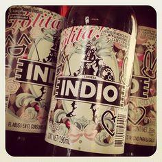 mini #INDIOlolita . #Indio120s @Cerveza Indio #sweetlolita #lolitafashion