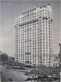Praça Mauá (Edifício A Noite) – Anos 30