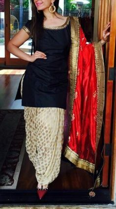 Punjabi suits patiala salwars sets bridal lehenga and sarees. D esigner sarees ,indian sari ,bollywood saris and lehenga choli sets. Patiala Dress, Punjabi Dress, Patiala Suit, Punjabi Suits, Pakistani Dresses, Indian Dresses, Salwar Kameez, Churidar, Bollywood Dress