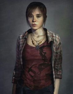 Jodie Beyond two souls