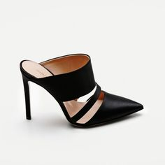 Gianvito Rossi for Altuzarra Mules