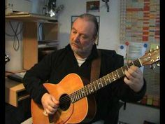 Killing me Softly with his Song en finger Picking (C. Fox) - YouTube