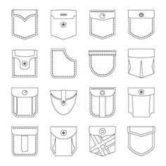 unlined patch pocket tutorial