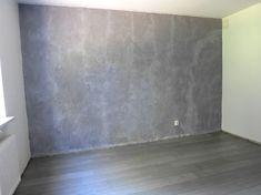 M&M renoverar - fejkad betongvägg | Faux concrete wall