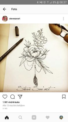 Thigh Piece Tattoos, Feather Tattoos, Mini Tattoos, Future Tattoos, Love Tattoos, Unique Tattoos, Beautiful Tattoos, Body Art Tattoos, Small Tattoos