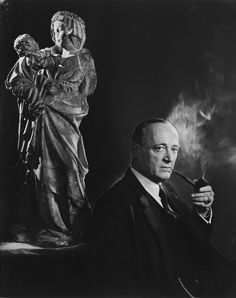 Photograph of, James J. Rorimer, a Harvard-educated medieval art specialist first hired by the Metropolitan in 1927. One of the original Monument Men