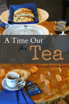 Homemade Smores Scones & #TrendTea by  @Mary {Raising Dick and Jane} #SoFab #shop