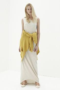 Joy Hysteric || The Joy Stores - Basic Maxi Tee Dress
