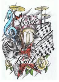 rock and roll paintings - Google Search