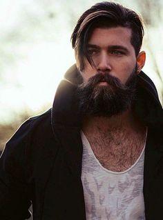 Love the beard!