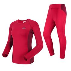 The First Outdoor Women's Thermal Underwear Set -- See this great image  : Hiking clothes