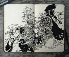 Picolo-kun: Treasure Planet