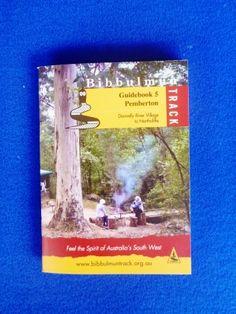Guidebook 5 - Pemberton | Bibbulmun Track Guide Book, T 4, Track, Feelings, Shop, Books, Libros, Runway, Book