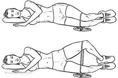 Thera-Band Shoulder Retraction/External Rotation
