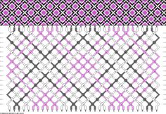 32 strings, 16 rows, 3 colors