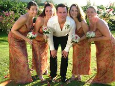 Kauai Wedding Minister and Kauai Wedding Officiant. Creating dream weddings and memories that will last a lifetime. Wedding Minister, Hanalei Bay, Kauai Wedding, Wedding Officiant, Bridesmaid Dresses, Wedding Dresses, Wedding Ceremony, Dream Wedding, Groom
