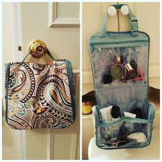 Take the Hanging Traveler Case when you hit the road for a vacation!