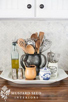 beautiful & functional kitchen gear | miss mustard seed