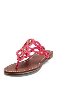 Dolce Vita Sabra Thong Sandal 4193  2013 Fashion High Heels 