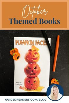 Halloween is just around the corner! Get yours primary students in the Halloween spirit this season with these Halloween themed books! Get yours TODAY! Spirit Halloween, Halloween Themes, Pre Kindergarten, Literacy Skills, Pumpkin Faces, Guided Reading, Book Themes, Learn To Read, Teacher Resources