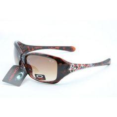 85f3aa3ce3  17.99 Replica Oakley Necessity Sunglasses Leopard Frame Brown Lens Online  Deals www.racal.org. cheap oakley