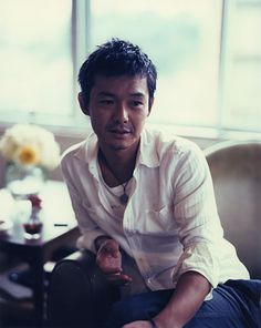 atsuro-watabe Japanese Icon, Japanese Guys, Hot Guys, Things I Want, How To Look Better, Drama, Actresses, Actors, Men's Hair