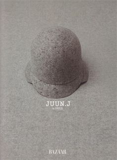 #JUUN J #hat #grey