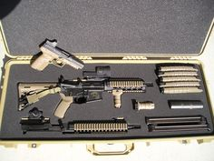 One of the best zombie kits i've seen. No need for a civilian to have the FN Five Seven...but I still want one.