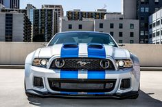 Hold your Horses: Mustang power