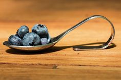 I love blueberries. #foodphotography