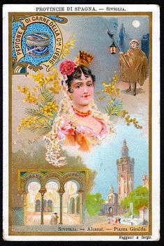 Liebig Tradecard S568 - Seville | by cigcardpix
