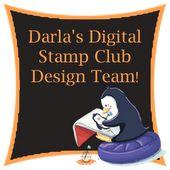 Digi Darla Digital Stamps!