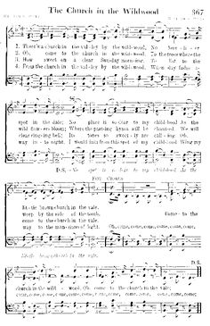 The church in the wildwood - Hymnary.org