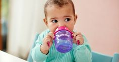 Sippy cup success - how to get your child off your breasts and onto a cup #Cups, #PhilipsAvent, #SponsoredPosts