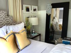 the HUNTED INTERIOR: Bedroom on a Budget