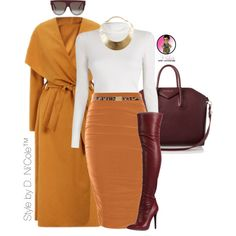 Untitled #2855 by stylebydnicole on Polyvore featuring polyvore fashion style A.L.C. Boohoo Givenchy GUESS CÉLINE Dolce&Gabbana